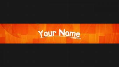 Orange Banner Template 5ergiveaways Templates Above Simple