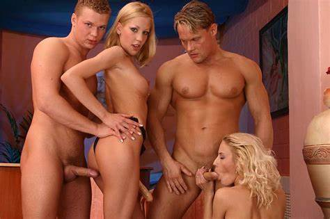 Mmf Dudes Have Fun Taking These Strong Hotties