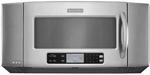 Kitchenaid Microwave  Model Khms2056sss4 Parts And Repair Help