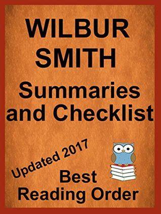 wilbur smith  novels   reading order