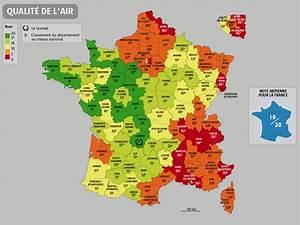 Carte Pollution Air : carte pollution france aujourd hui carte du monde ~ Medecine-chirurgie-esthetiques.com Avis de Voitures