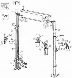 Eagle Lift Parts Diagram