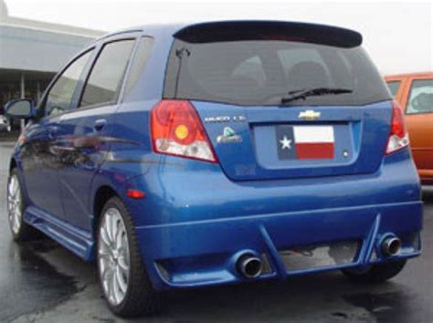 Chevrolet Aveo 5-dr Hatchback Factory Roof No Light