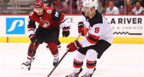 Arizona coyotes' taylor hall in action against the san jose sharks in the second period of an nhl taylor hall raises the antenna. NHL Rumors: The Arizona Coyotes Appear To The Frontrunners ...