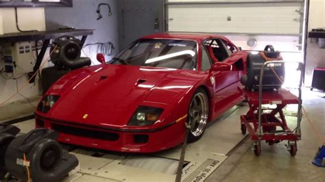 salasko racing  ferrari  custom twin turbo motec