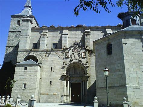 Iglesia de San Eutropio (El Espinar) Wikipedia la