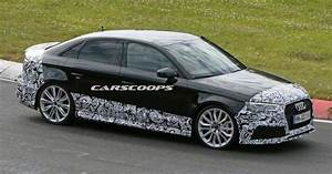 Scoop  New Audi Rs3 Sedan Is On Its Way  Complete With 400