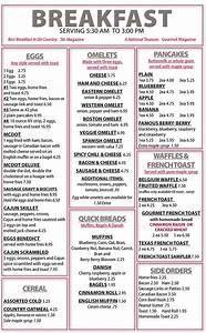 Restaurant Breakfast Menus | www.imgkid.com - The Image ...