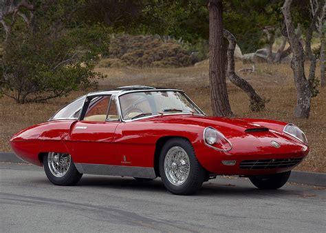 Alfa Romeo 6C :  In Mostra La Superflow Iv Di