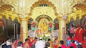 100 years of Sai Baba Samadhi: Shirdi becomes a fortress ...