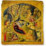 Byzantine Nativity Icons Orthodox Treasures Icon Christ