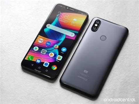 xiaomi mi a2 vs honor play set match android central