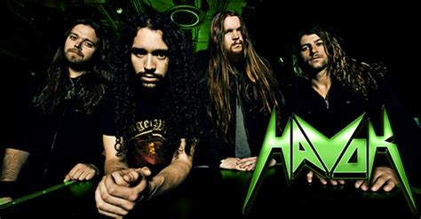 Warriors Of The Metal Havok Discografia