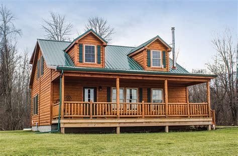 prefab cabins  modular log homes riverwood cabins
