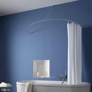 Halterung Für Duschvorhang : duschvorhang halterung badewanne my blog ~ Markanthonyermac.com Haus und Dekorationen