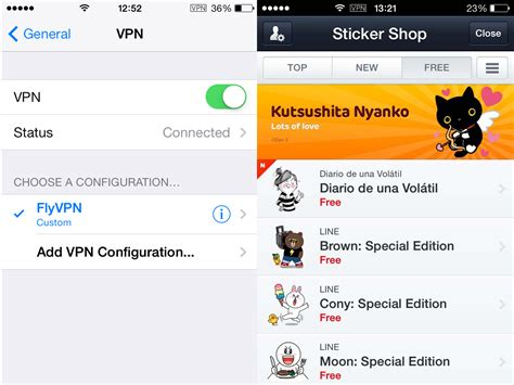 best free vpn for iphone best vpn to get free line stickers how to free