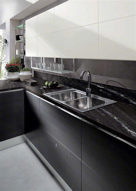 black granite countertops pictures cost pros cons