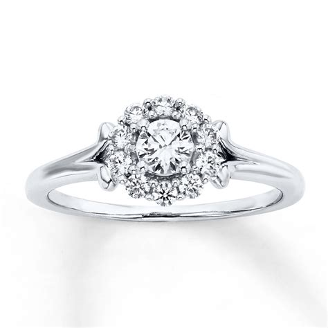 affordable engagement rings   glamour