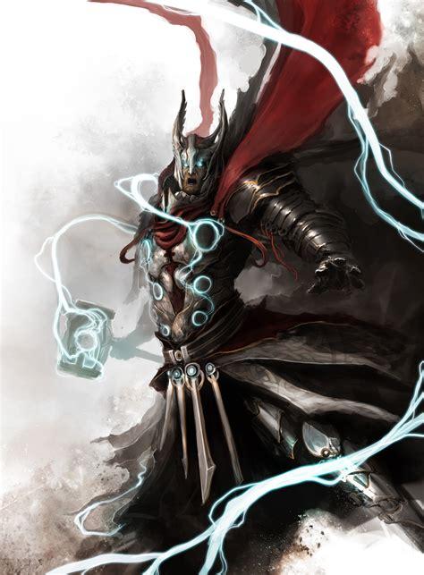 fantasy Art, Thor Wallpapers HD / Desktop and Mobile ...