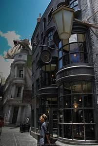 Diagon, Alley, At, Universal, Orlando