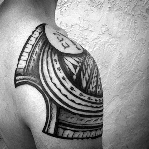 hawaiian tattoos  men traditional tribal ink ideas