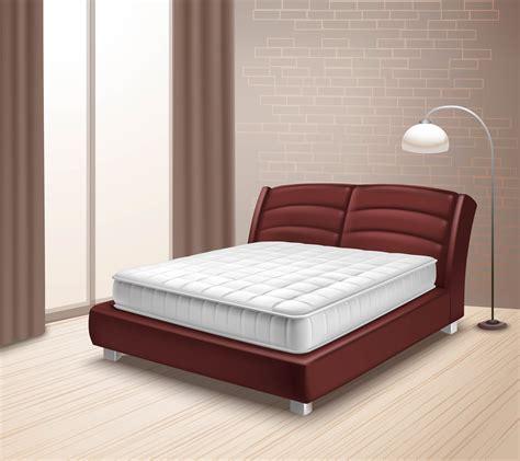 mattress bed  home interior   vectors