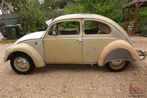 original volkswagen beetle rare vintage oval 1957 vw beetle volkswagen sedan 36hp