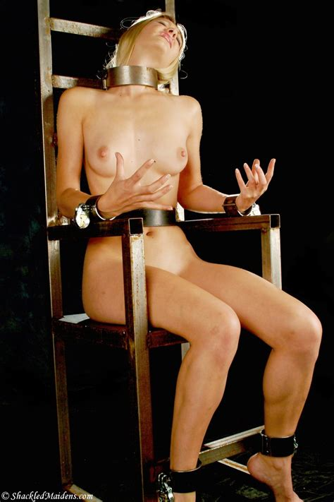 Shackled Maidens - Bondage Pictures