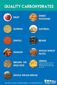 Healthy Carbohydrates Foods Pictures | Healthy ...