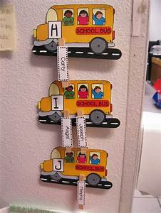 Our Helpers Chart Great Way To Keep Up With Bus Riders Due To All The