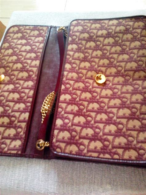bkk vintage lovers authentic fashion vintage bags accessories christian dior classic