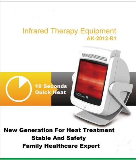2016 electric far infrared therapy device view infrared