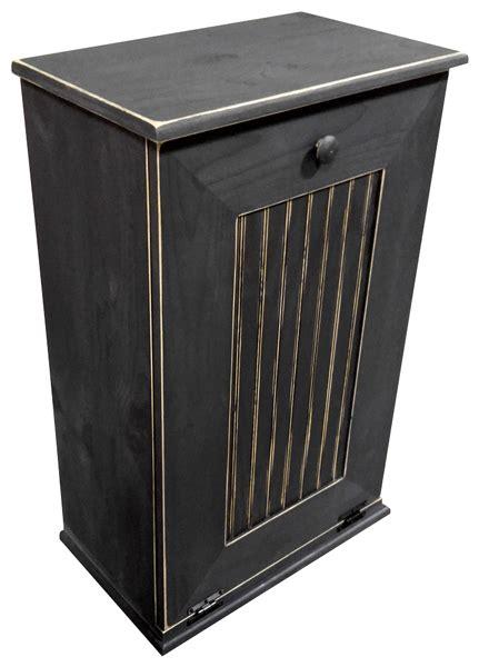 cool wooden trash cans   diy  wood plan