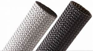 Tapisserie Fibre De Verre : techflex gaine tress e en fibre de verre achat vente ~ Dailycaller-alerts.com Idées de Décoration