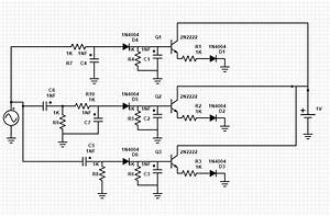 Led - Schematic Check For Color Organ