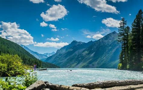 altai mountains siberian switzerland