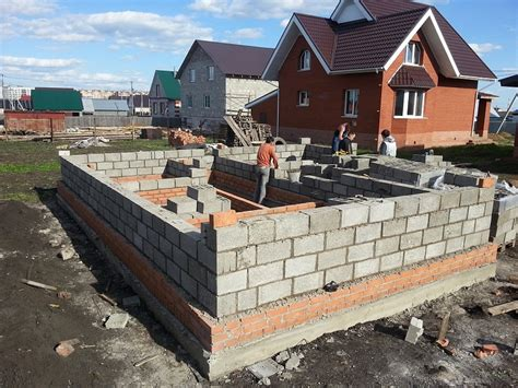 How To Build A Cinder Block Wall In A Fast Way?