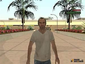 Trevor HD For GTA San Andreas