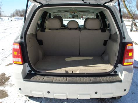 image ford escape hybrid cargo space seats  size