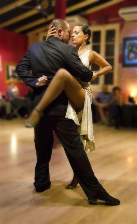 Living Tango Barcelona - go&dance