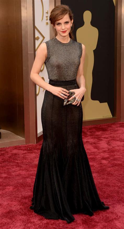 Emma Watson Debut Oscar Ensemble Winner Dot Women