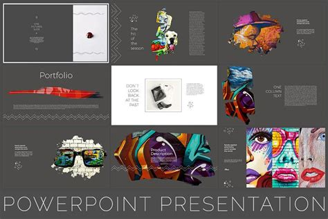 Creative Powerpoint Presentation #Sponsored , #template# ...