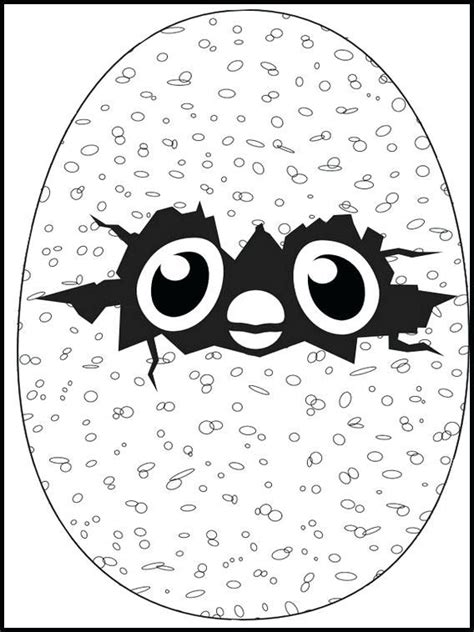 hatchimals coloring page hatchimals coloring page printable kids birthday fun coloring pages
