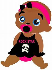 Rock Star Baby : rock star baby clip art at vector clip art online royalty free public domain ~ Whattoseeinmadrid.com Haus und Dekorationen