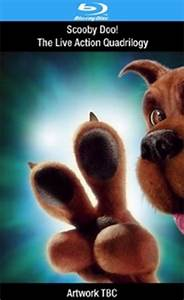 Scooby-Doo! The Live Action Quadrilogy Blu-ray (United ...