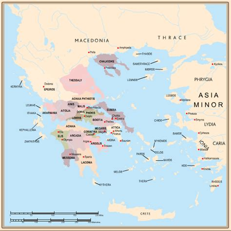 mapping ancient greece  rome