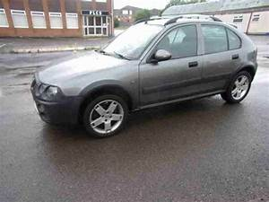 2004 Rover Streetwise S 103 Ps Grey  Car For Sale