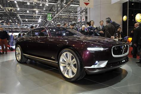bertone  jaguar concept unveiled  geneva
