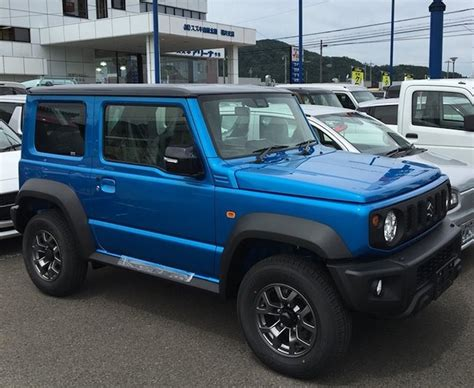 Suzuki Jimny Picture by New Pictures Of 2018 Suzuki Jimny Surface
