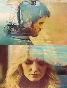 Captain Hook & Emma Swan - Once Upon A Time Fan Art ...